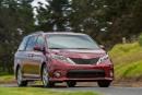 Toyota Sienna: la raison avant le coeur
