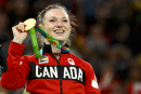 Trampoline: encore l'or pour Rosie MacLennan