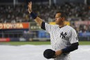 Les Yankees libèrent Alex Rodriguez