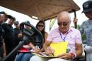 Michel Barrette était présent au GP3R.... | 14 août 2016