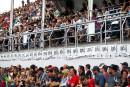 Les spectateurs ont afflué vers le site du Grand Prix... | 14 août 2016