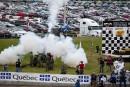 Les cérémonies protocolaires de la série NASCAR ont mis en... | 14 août 2016