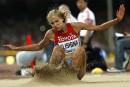 Athlétisme: la Russe Klishina réintégrée aux Jeux de Rio