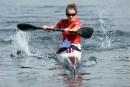 Rude journée pour les kayakistes: Andréanne Langlois en finale B