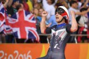 Le champion olympique Owain Doull s'engage avec Sky
