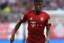 Bayern Munich:Coman blessé au pied à l'entraînement