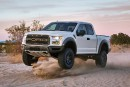 Ford F-150 Raptor: moins mal aux fesses