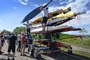 Bientôt l'heure du grand test au défi Kayak Montréal-Québec