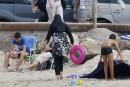 Port du burkini: un débat futile, selon Trudeau