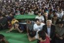 Un enfant kamikazederrière le massacre du mariage turc