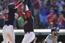 Les Jays s'inclinent face aux Indians