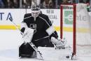 Les Maple Leafs embauchent Jhonas Enroth