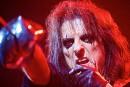 Le chanteur Alice Cooper se lance dans la course à la Maison-Blanche