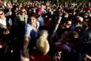 À Sudbury, Justin Trudeau insiste sur les défis à venir