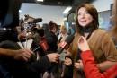 Normandeau choquée du boycottage de ses anciens collègues