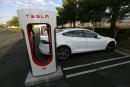 Tesla dévoile une nouvelle batterie dépassant 600 kilomètres d'autonomie