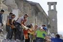 Séisme en Italie: au moins 38 morts