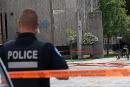 Opération policière à l'écolePère-Marquette