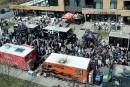 Le Festival de cuisine de rue de Québec annulé