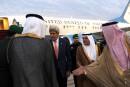 John Kerry en Arabie saoudite pour parler du Yémen
