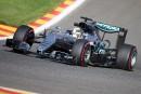 GP de Belgique: 30 places de pénalité pour Lewis Hamilton