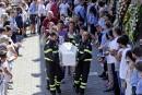 L'Italie émue par une fillette qui a sauvé sa soeur du séisme