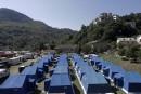Après le séisme en Italie, la vie tente de s'organiser