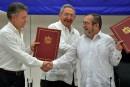 Colombie: la guerre avec les FARC est terminée