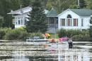 Un homme meurt noyé àSaint-Jean-des-Piles