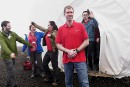 Simulation de vie sur Mars: six volontaires sortent d'un an d'isolement