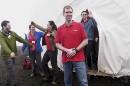 Simulation de vie sur Mars: les six volontaires sortent après un an d'isolement