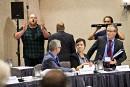 Énergie Est: l'ONÉ suspend ses audiences à Montréal