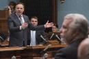 Legault attaque le gouvernement Couillard sur sa performance économique<strong></strong>