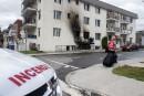Incendie à Shawinigan: une famille jetée à la rue