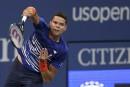 US Open: Milos Raonic et Vasek Pospisil accèdent au deuxième tour
