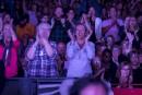 Les 9000 spectateurs avaient le coeur à la fête mardi... | 31 août 2016