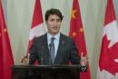 Justin Trudeau ne craint pas l'émergence du protectionnisme
