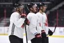 Équipe Canada: les combinaisonscommencent à prendre forme