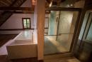 Salles de bains dernier cri dans une maison patrimoniale