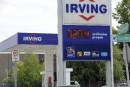 Cartel de l'essence: Irving demande un arrêt des procédures
