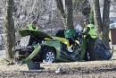 Six fois moins d'accidents mortels qu'en 1973