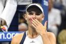 La revenante Wozniacki rejoint Kerber en demi-finales