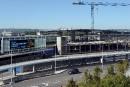 Refus net desgrands transporteurs aériensà une hausse de frais à l'aéroport