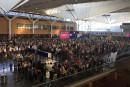 Frustrations et préoccupation sécuritaire à l'aéroport Trudeau
