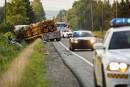Trois fois plus d'autos, six fois moins d'accidents mortels