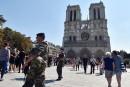 Bonbonnes de gaz à Paris: couples en garde à vue, femmes recherchées
