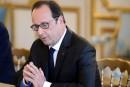 Présidentielle française: un nouveau sondage alarmant pour François Hollande
