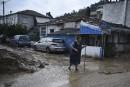 Inondations en Grèce