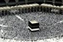 Une marée humaine pour la grande prière à La Mecque
