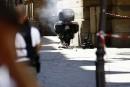 Bonbonnes de gaz à Paris: un attentat raté «téléguidé» par l'EI